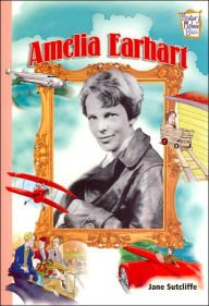 9780760733875: Amelia Earheart (History Maker Bios) by Jane Sutcliffe (2002) Paperback