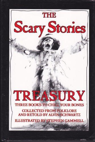 9780760734186: The Scary Stories Treasury
