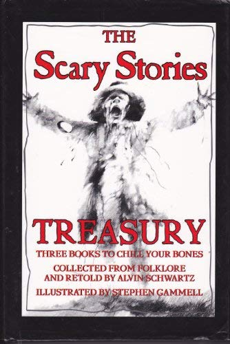 9780760734186: The Scary Stories Treasury
