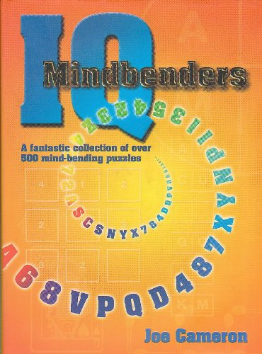 9780760734339: IQ Mindbenders