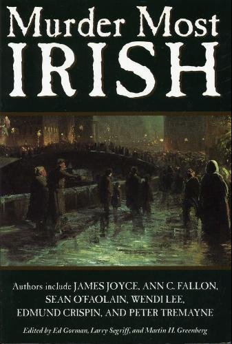 Murder Most Irish (0760735581) by Gorman, Edward