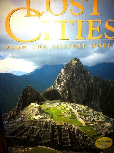 9780760735770: Lost Cities From the Ancient World