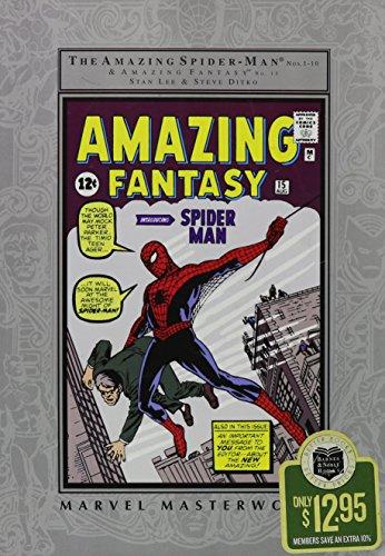 The Amazing Spider-Man & Amazing Fantasy No.15