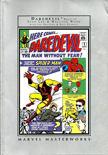 Marvel Masterworks Vol. 1: Daredevil