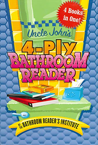 9780760738092: Uncle John's 4-Ply Bathroom Reader (Bathroom Reader's Institute)