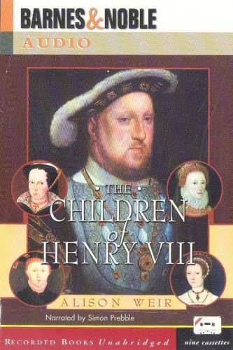 9780760738610: The Children of Henry VIII