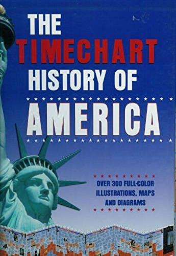 9780760738832: The Timechart History of America