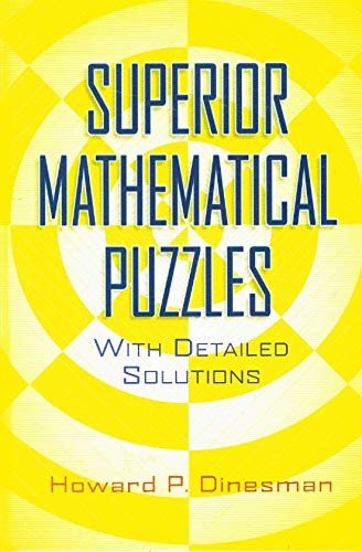 9780760739266: Superior Mathematical Puzzles with Detailed Solutions