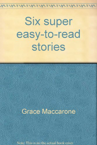 9780760740965: Six super easy-to-read stories (Hello reader!)