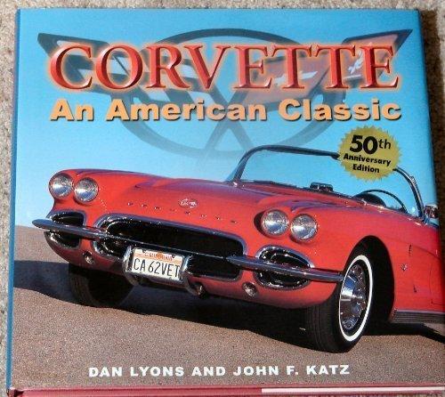 9780760741108: Corvette: An American Classic