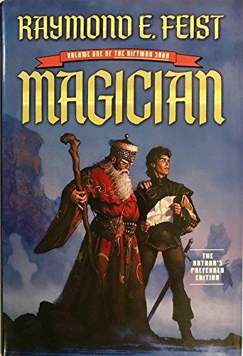9780760741771: Magician [Hardcover] by Raymond E Feist