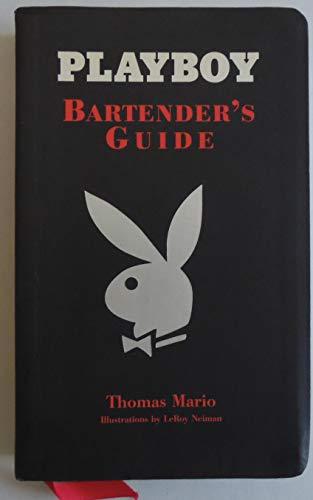 Playboy Bartender's Guide [Turtleback] by Thomas Mario;: Thomas Mario; LeRoy