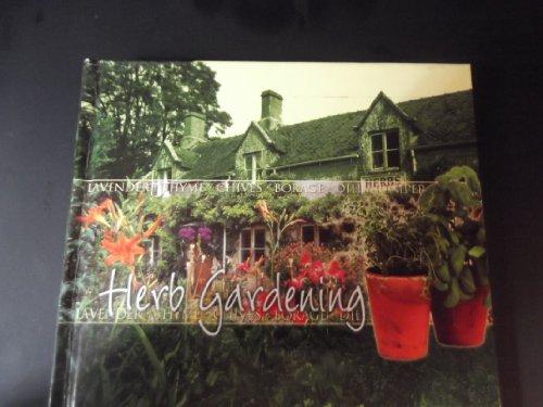 9780760742549: Herb Gardening