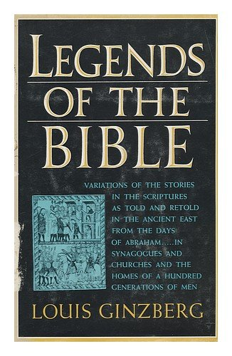 9780760742747: Legends of the Bible