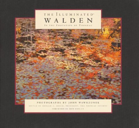 The Illuminated Walden : In the Footsteps: Wawrzonek John