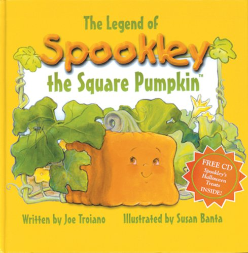 9780760745557: The Legend of Spookley the Square Pumpkin with CD