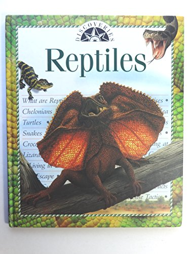 9780760746363: Reptiles - Discoveries