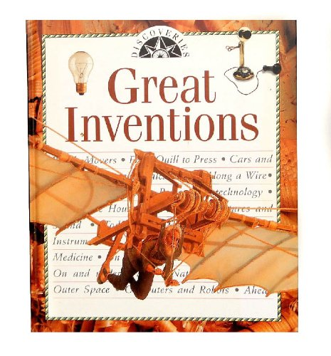 9780760746387: Great inventions (Discoveries)