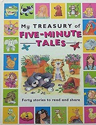 My Treasury of Five-minute Tales (076074646X) by Gaby Goldsack
