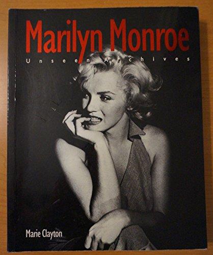 9780760746738: Title: Marilyn Monroe Unseen Archives