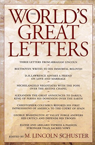 9780760746769: A Treasury of the World's Great Letters