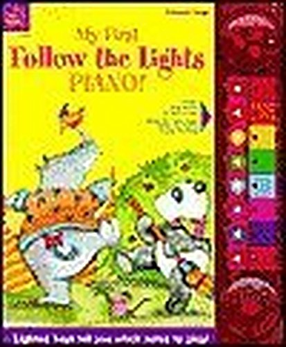 9780760746882: My First Follow the Lights Piano