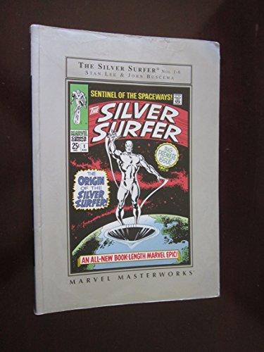 Marvel Masterworks: Silver Surfer: Volume 1 (Barnes: Lee, Stan