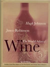 9780760747094: The World Atlas of Wine, 5th Edition