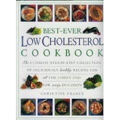 9780760747506: Best-Ever Low Cholesterol Cookbook