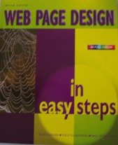 9780760747919: Web Page Design in easy steps