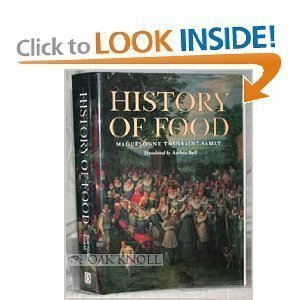 9780760748343: A history of food