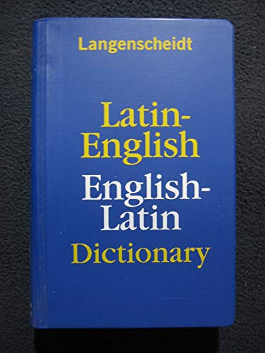 Latin-English, English-Latin Dictionary: S. A. Hanford