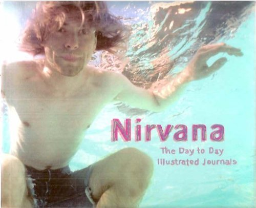 Nirvana The Day to Day Illustrated Journals: Carrie Borzillo-Vrenna