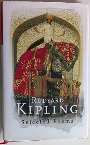 Rudyard Kipling: Selected Poems (The Poetry Library): Rudyard Kipling