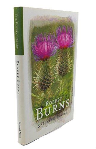 9780760749036: Robert Burns: Selected Poems (B&N Hardcover) [Hardcover] by