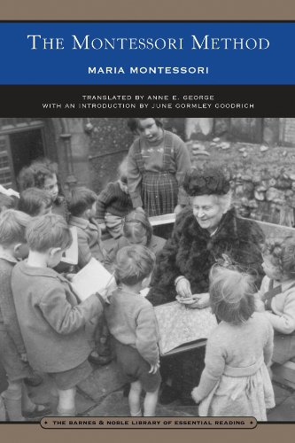 The Montessori Method (Barnes & Noble Library of Essential Reading) (0760749957) by Maria Montessori