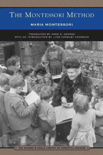 9780760749951: The Montessori Method (Barnes & Noble Library of Essential Reading)