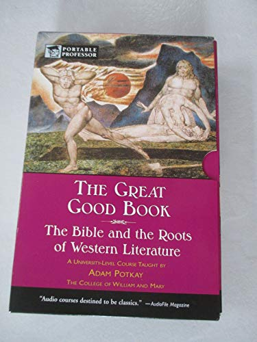 THE GREAT GOOD BOOK: The Bible and the Roots of Western Literature (Barnes & Noble Portable ...