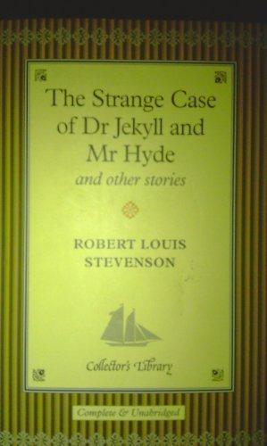 THE STRANGE CASE OF DR. JEKYLL AND: Stevenson, Robert Louis
