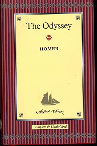 THE ODYSSEY: Homer