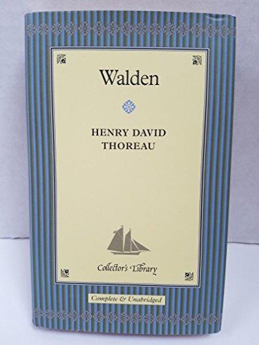 Walden (Collector s Library): Henry David Thoreau