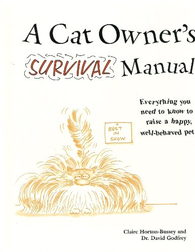 9780760753040: A Cat Owner's Survival Manual