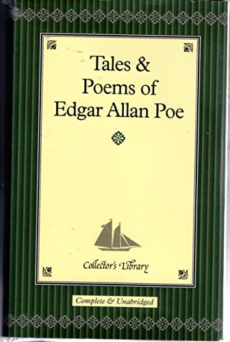 9780760753668: Tales and Poems of Edgar Allan Poe (Collector's Library)