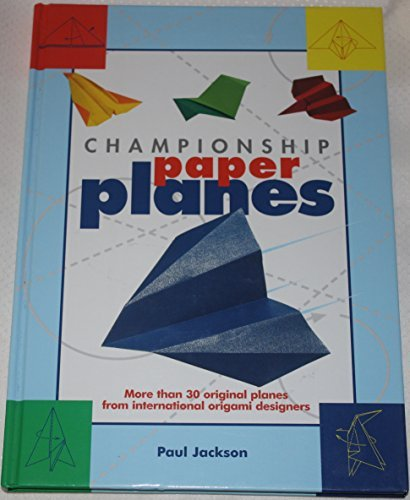 9780760754191: Championship Paper Planes