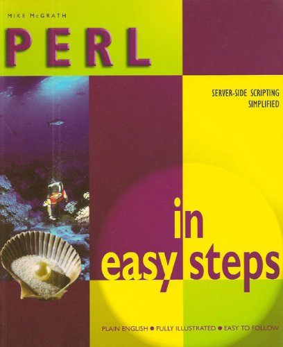 9780760754221: Perl in Easy Steps