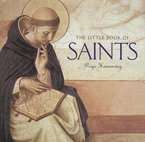 9780760754535: The Little Book of Saints