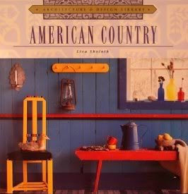 9780760754825: American Country (Architecture and Design Library)