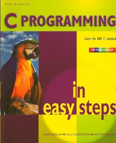 9780760755044: C Programming in Easy Steps