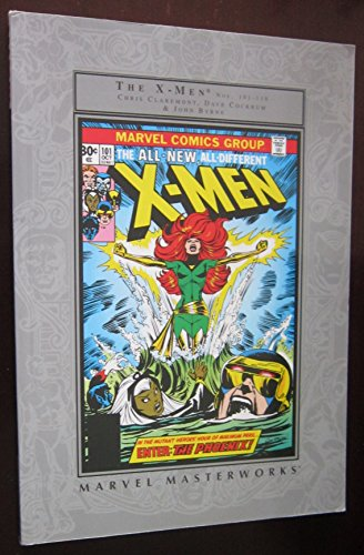 Marvel Masterworks: The Uncanny X-Men, Vol. 2: Chris Claremont
