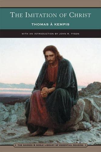 The Imitation of Christ (Four Books): Thomas A. Kempis